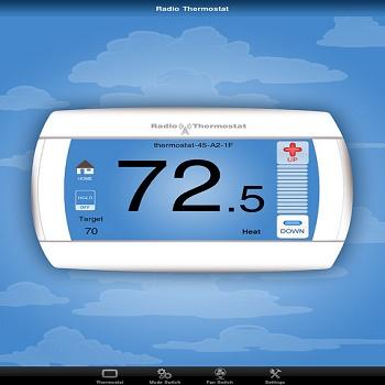 HVAC-thermostat